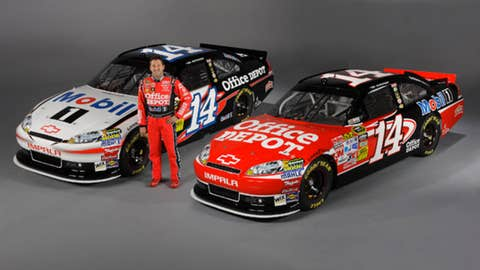 No. 14 Office Depot/Mobil 1 Chevrolet