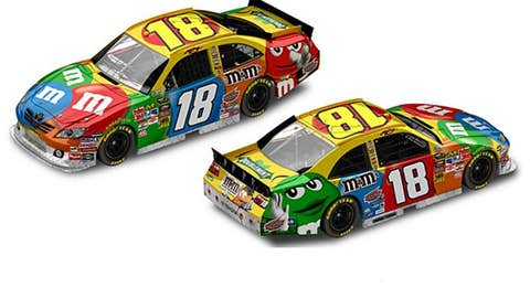 No. 18 M&M's/Interstate Batteries Toyota