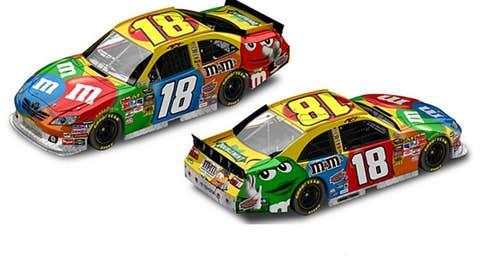 No. 18 M&M's/Interstate Batteries Toyota