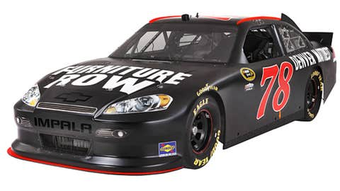 No. 78 Furniture Row Chevrolet