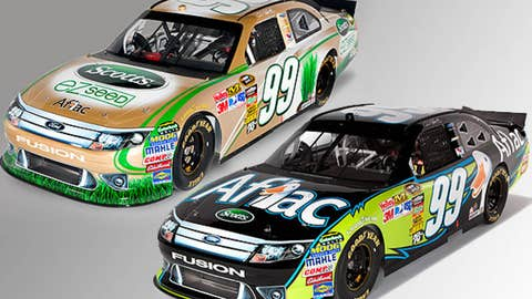 No. 99 Aflac/Scotts Ford