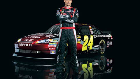 No. 24 Drive to End Hunger Chevrolet