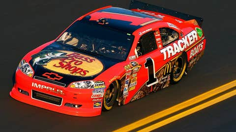 No. 1 Bass Pro Shops/McDonald's Chevrolet