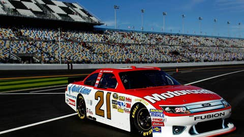 No. 21 Motorcraft/Quick Lane Ford