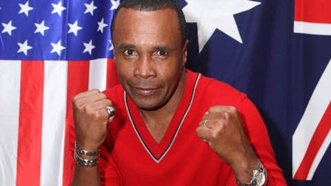 Sugar Ray Leonard, Hall of Fame boxer