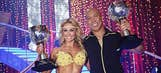 Sports stars on Dancing with the Stars