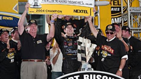 2004/1989, NASCAR championship races