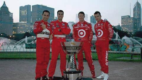 2006, IndyCar title