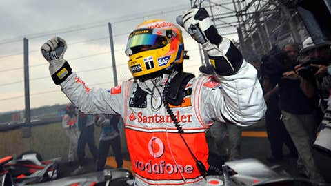 2008, Formula One title