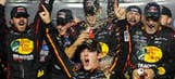 NASCAR honors Nationwide, Truck champs
