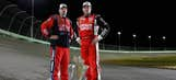 NASCAR Sprint Cup drivers movers for 2012
