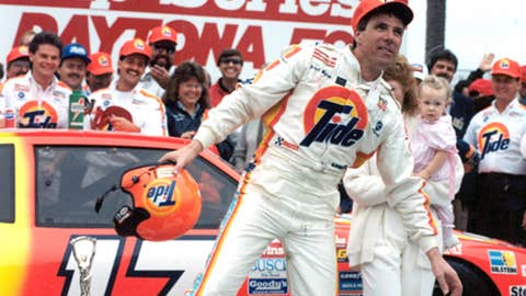 Darrell Waltrip's Hall of Fame credentials