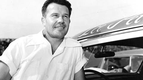Lee Petty's Hall of Fame credentials