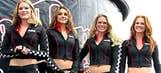NASCAR babes of 2012