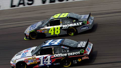 Kobalt Tools 400, March 11 live on FOX