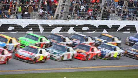 Daytona 500, Feb. 26 live on FOX