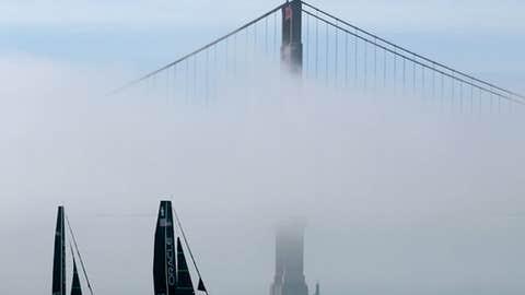 Shrouded in mist-ery