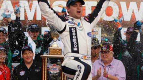 Ricky Stenhouse Jr., six wins