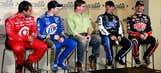 NASCAR Sprint Cup Michigan tire test