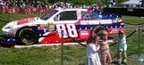 NASCAR launches new program at White House