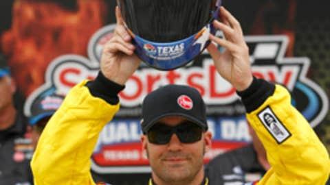 Front-row helmet