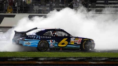 Victory smoke