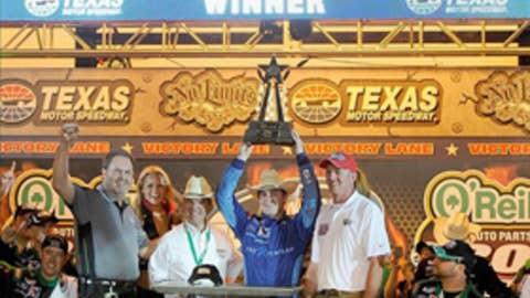 Texas champ