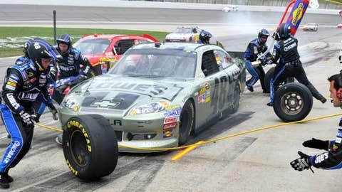 Sprint Cup Series driver Jimmie Johnson (48)