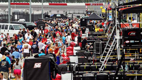 Packed pits