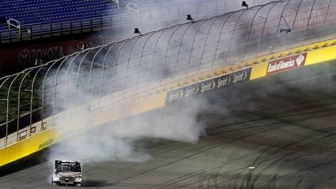 Smoky spin