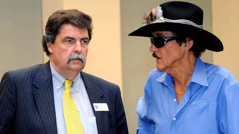Mike Helton, Famer Richard Petty