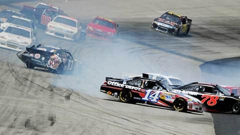 NASCAR Sprint Cup Series FedEx 400