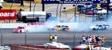 NASCAR action heats up Michigan
