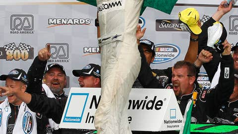 Nelson Piquet Jr., one win
