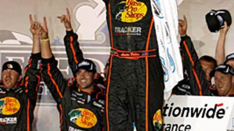 Austin Dillon, two wins