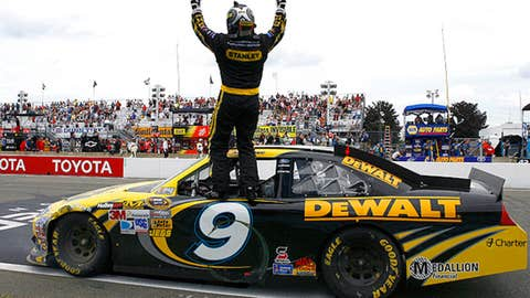Marcos Ambrose, one win