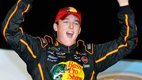 Ty Dillon, one win