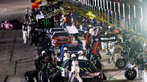 Full pits