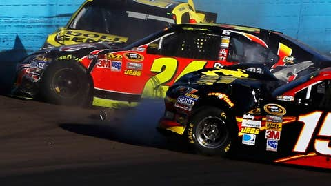 Jeff Gordon - 25 points, $100,000 fine