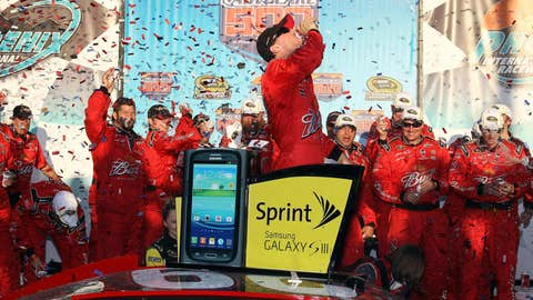 Kevin Harvick, one win