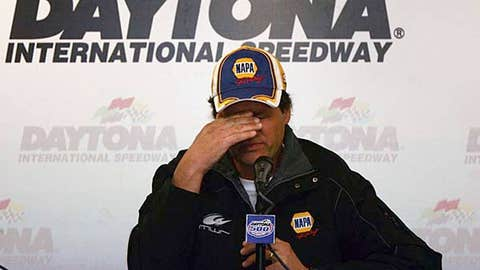 Michael Waltrip - 100 points, $100,000 fine