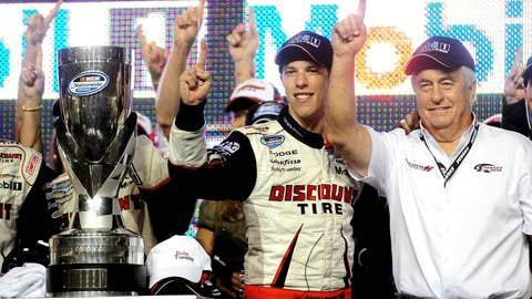 Keselowski: One NASCAR title