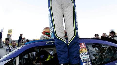 Johnson: Top season