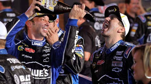Knaus: 13 years in Cup