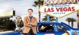 NASCAR champ Keselowski goes to Vegas