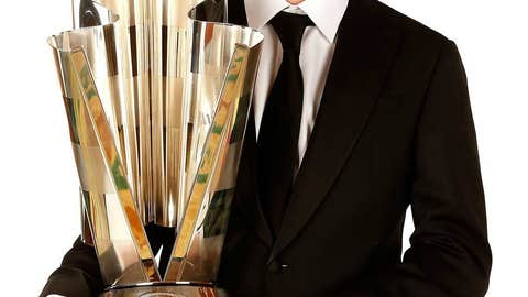 He's gotta wear shades