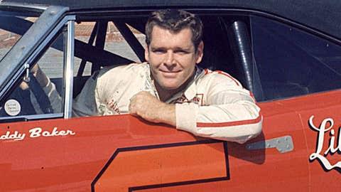 Buddy Baker won the Southern 500 at Darlington in 1970