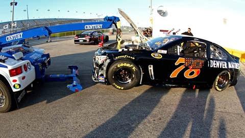 Bad day at Daytona