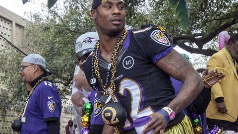 Jacoby Jones, NFL wide receiver
