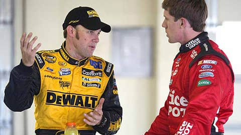 Edwards vs. Kenseth, Oct. 21, 2007